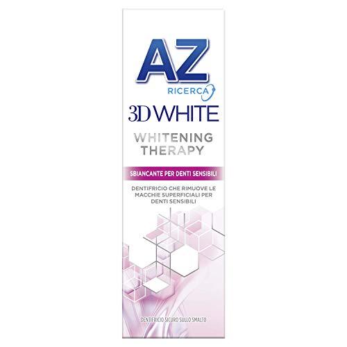 AZ Ricerca Dentifricio 3D White Therapy Denti Sensibili - 75ml