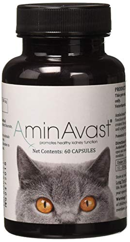 Top 10 best selling list for aminavast kidney support supplement for cats