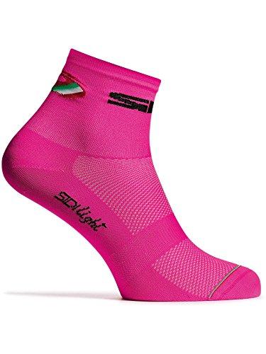 Sidi MTB Socken Color Rosa (L/XL, Rosa)