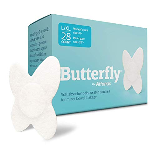 Butterfly Body Liners 28CT Size L/XL
