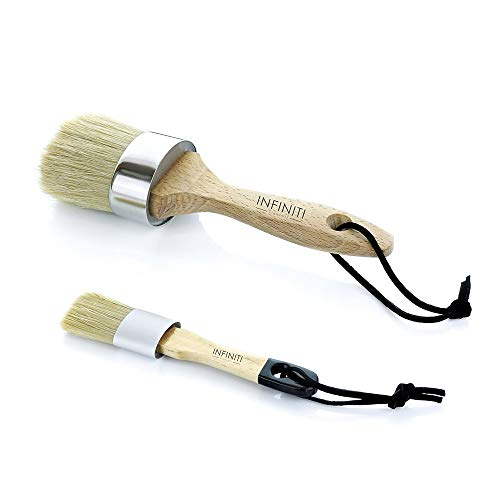 Infiniti Elementz Professional Chalk Paint Brush