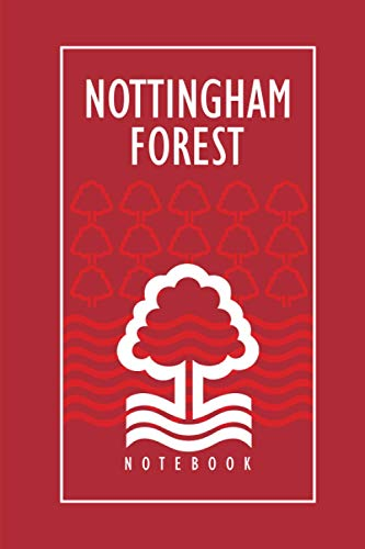Nottingham Forest Football Club Themed Notebook    School/College Notebook, Lined Journal: Gift To Your Dearest Football Freaks (6'x9', 100 Page, Glossy Cover)