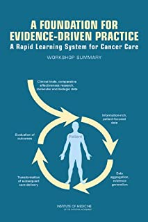 A Foundation for Evidence-Driven Practice: A Rapid Learning System for Cancer Care: Workshop Summary