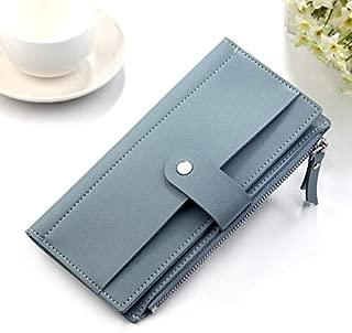 Women's Wallet Ladies Wallet Long Female Hasp & Zipper portfel PU Leather Purses Card Holder Ladies Porte feuille Femme 2019 New