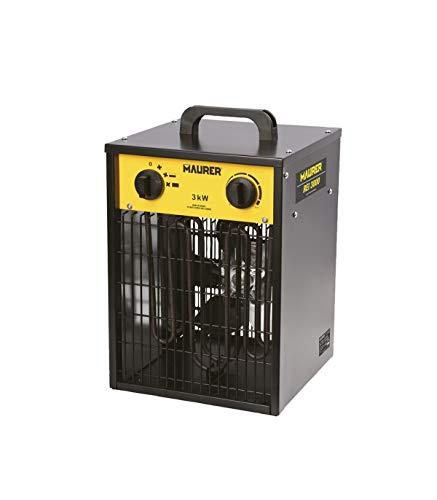 MAURER 22030270 Calefactor Industrial 1500/3000 W