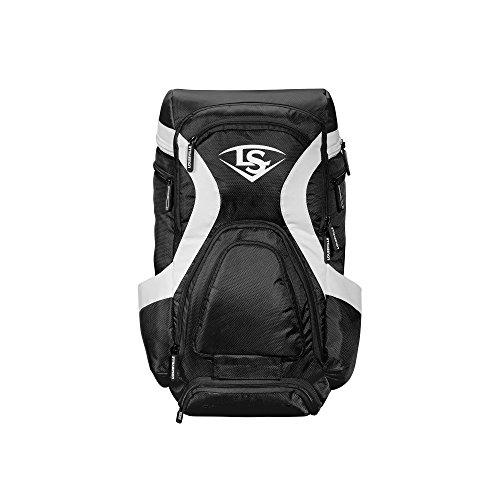 Louisville Slugger(ルイスビルスラッガー) 野球 バッグ ギア バッグ(バット4本入れ) M9 バックパック ブラック WTLM901BL