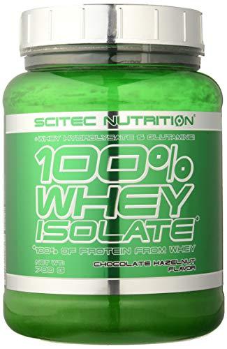 puissant Scitec Nutrition Whey Isolate Chocolat Noisette Protéine 700g