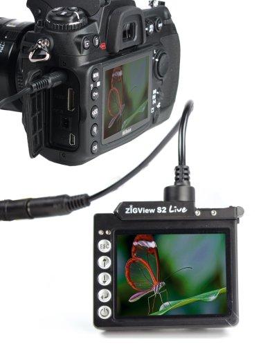 Kaiser Zigview S2 Live - Digitaler Sucher-Kontrollmonitor