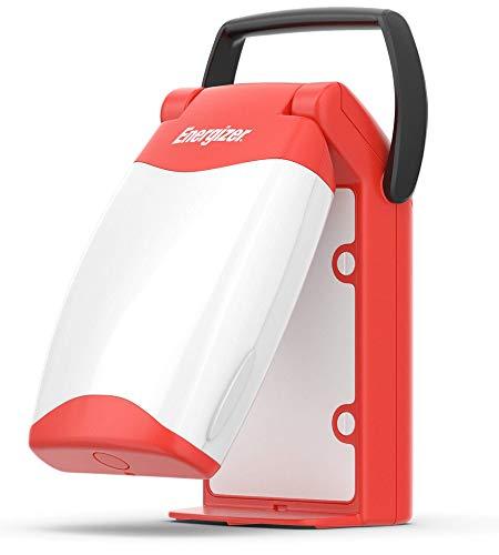 Energizer Lanterna LED para todos os climas, resistente à água IPX4, lanterna de acampamento brilhante e durável - luz de emergência compacta