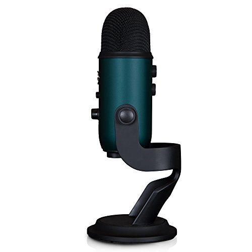 Blue Microphones Yeti USB Microphone (Teal)