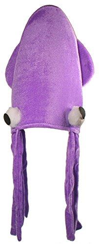 Jacobson Hat Co Mens Squid Cap (Purple)