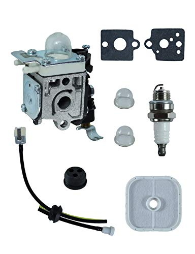 RB-K90 Carburetor Tune-up Kit Replaces A021001590 A021001591 A021001592 A021001593 for Echo PB-251 PB-255 PB-255LN ES-255 Blowers