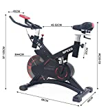 Zoom IMG-1 ise bicicletta spinning cyclette indoor