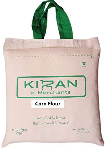 Kiran's Corn Powder, Eco-friendly pack, 5 lb (2.27 KG)