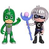 JP PJ Masks JPL95313 PJ Masks 2 Pack Figure Set-Gekko & Luna Girl