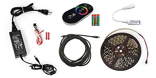 Carefree SR0112 15 Colors including White Color LED universal RV Awning Light Kit, Pack