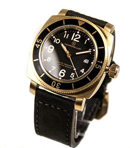Tempore Lux V One Swiss Quartz PVD Gold - Special Edition + Free Milanese...