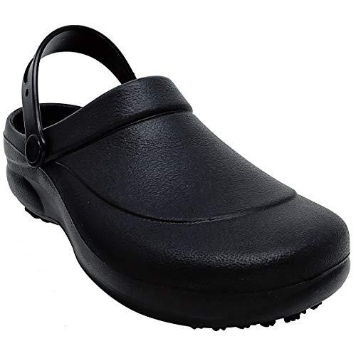 Sapato babuche profissional eva 37/38 preto BB60P3738 Soft Works