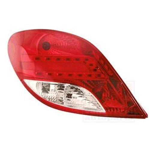 Van Wezel 4029933 Faros Delanteros para Automóviles