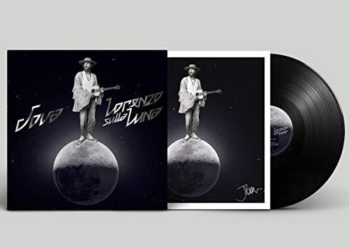 Lorenzo Sulla Luna Vinile Limited Edition Artwork Argento E Fotografia Autografata Esclusiva Amazonit