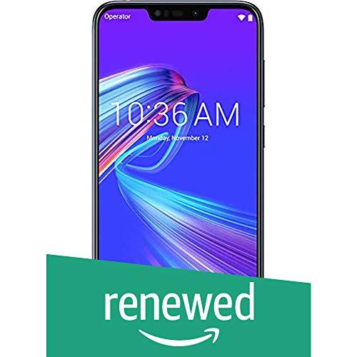 (Renewed) Asus Zenfone Max M2 (Black, 3GB RAM, 32GB Storage)