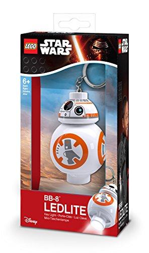 Lego 90062 Minitaschenlampe Star Wars, BB-8, 7,6 cm