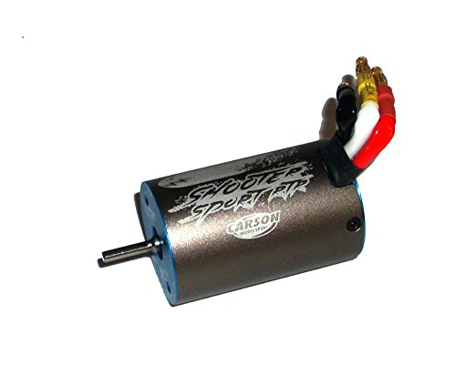 Carson Dirt Warrior 1:10 X10EB EP SLC2700KV Brushless Motor 12T CX7®