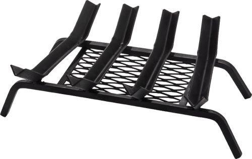 Buy 5 Bars Black Steel Grate - 26 inch
