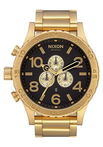Nixon Cronografo Quarzo Orologio da Polso A083-632-00