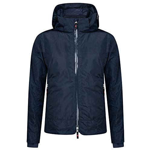 Imperial Riding Falling Star Womens Riding Jacket Small Navy