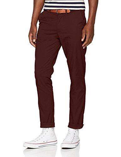 SELECTED HOMME Herren SLHSLIM-Yard B Pants W NOOS Hose, Braun (Bitter Chocolate), W30/L32 (Herstellergröße: 30)