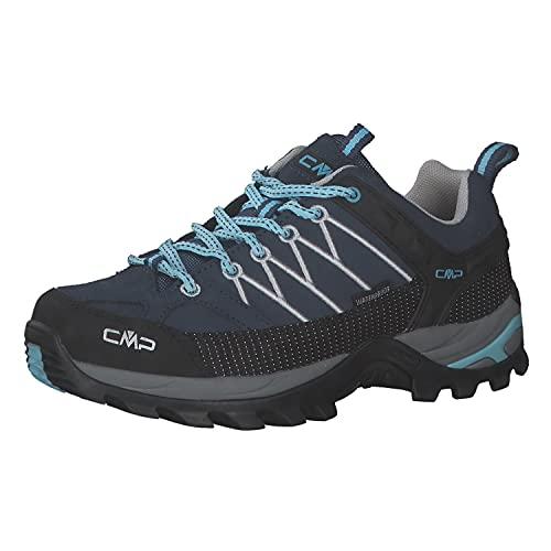 CMP Rigel - Zapatos de senderismo para mujer, Sulfato...