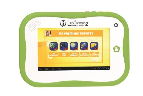 LEXIBOOK- MFC280FR - Jeu Électronique - Tablet Junior 2 - 7 pouces - Version FR- Coloris aléatoire