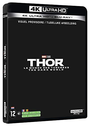 Thor 2 : le monde des ténèbres 4k ultra hd [Blu-ray] [FR Import]