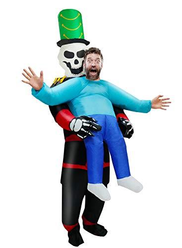 Camlinbo Halloween Inflatable Costume Men Adult...