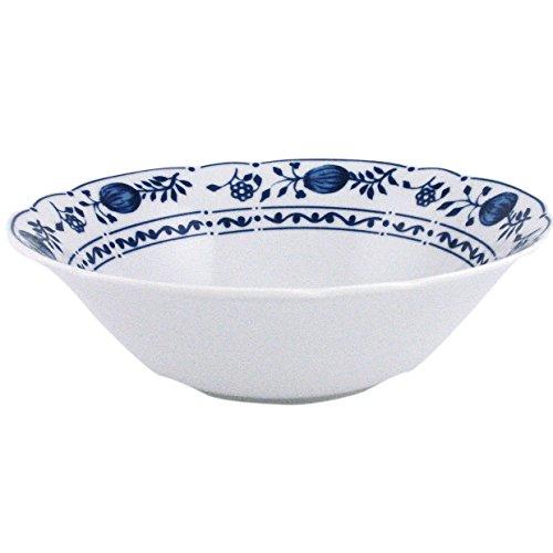 Eschenbach Porcelaine Group Romantika Bol Rond 23 cm Porcelaine, Motif Oignon, 1 x 1 x 1 cm