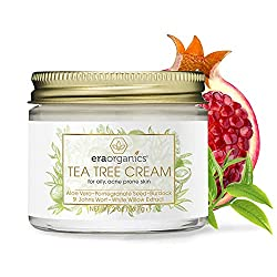 Tree Tea Acne Treatment – Natural Facial Moisturizer Cream