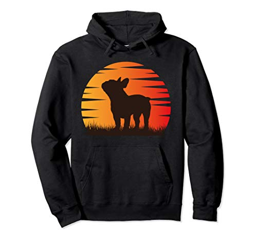 French Bulldog Gifts Hoodie For Women Men & Kids Pullover Hoodie