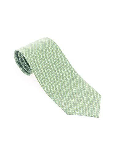 Salvatore Ferragamo Luxury Fashion Herren 3587717 Grün Krawatte |