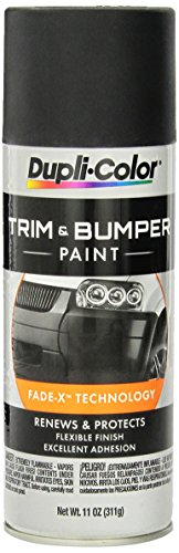 Dupli-Color Trim and Bumper Black (TB101)