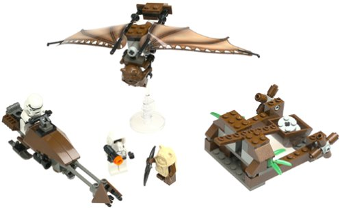LEGO Star Wars: Ewok Attack (7139) by