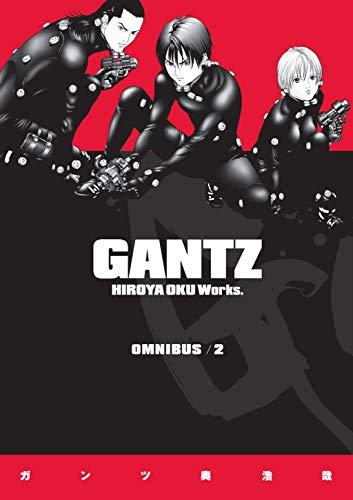 Gantz Omnibus 2