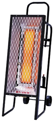 Mr. Heater F270700 MH35LP 35,000-BTU Propane Radiant Heater,Multi