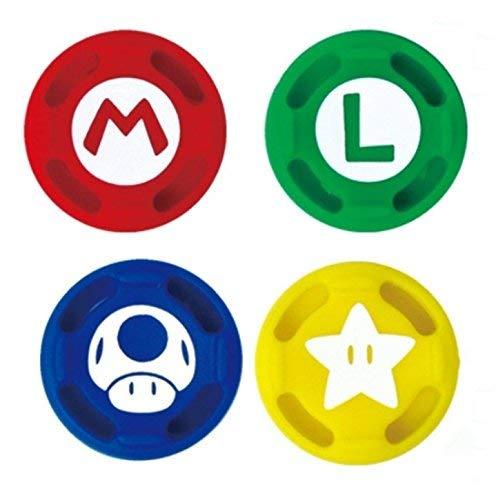 Juego de empuñadura para el pulgar para Nintendo Switch Joy-Con Controller/Switch Lite Edición limitada