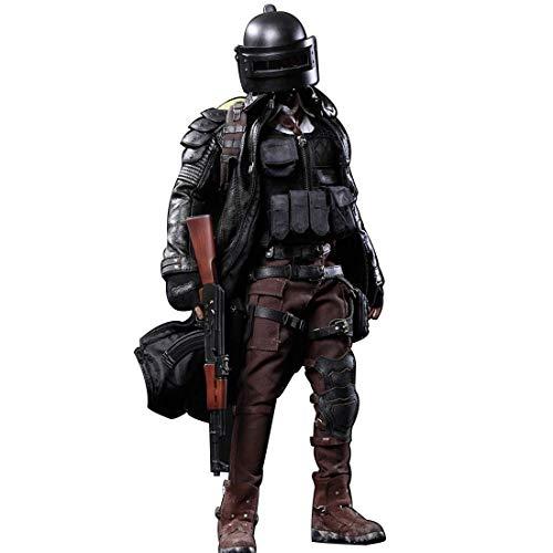 Batop 1/6 Soldat Modell, 12 Zoll Soldat Actionfigur Modell Spielzeug Militär Figuren Zubehör - Überlebenskrieger