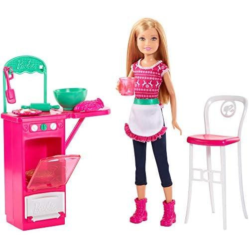 Mattel Barbie Sisters Baking Fun