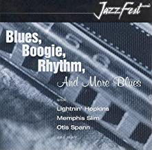 Blues, Boogie, Rhythm, and More Blues UK