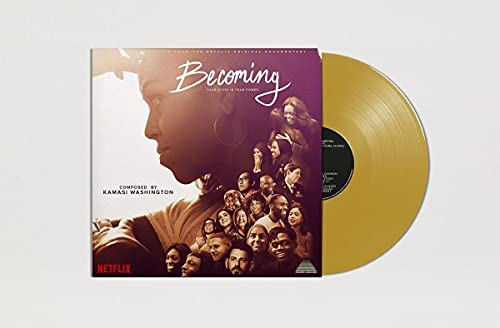 Becoming (Music From The Netflix Original Documentary) [Vinilo]