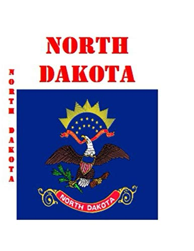 North Dakota Notebook Collection A decorative book for coffee tables, end tables, bookshelves and interior design styling | Stack city books to add ... of the United States Series, Band 34)