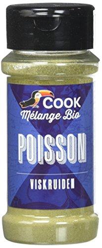 Cook Mélange Poisson Bio 30 g